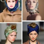 Coiffure vintage et rétro simple et facile avec un foulard cheveux