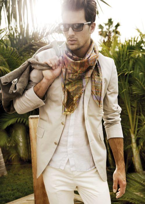 acheter offrir foulard homme