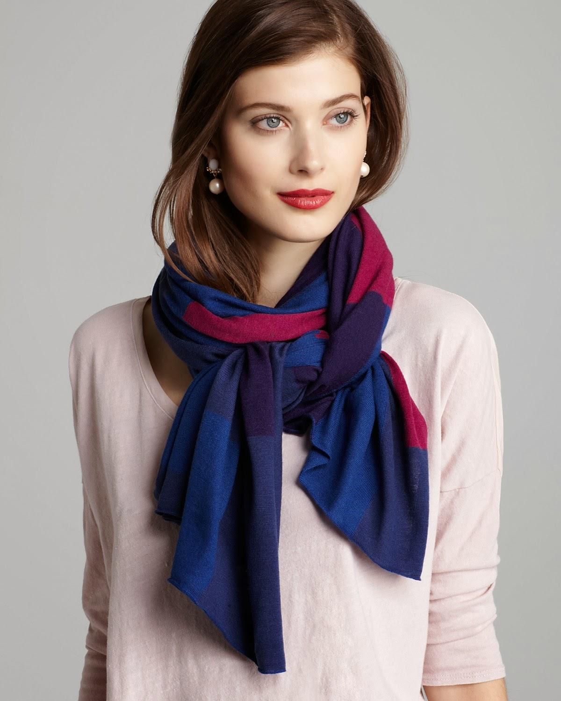 Noeud de foulard et écharpe a5630cc9bfd