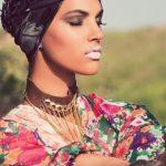 Quel foulard pour voyager et se protéger visage et cheveux du soleil ?