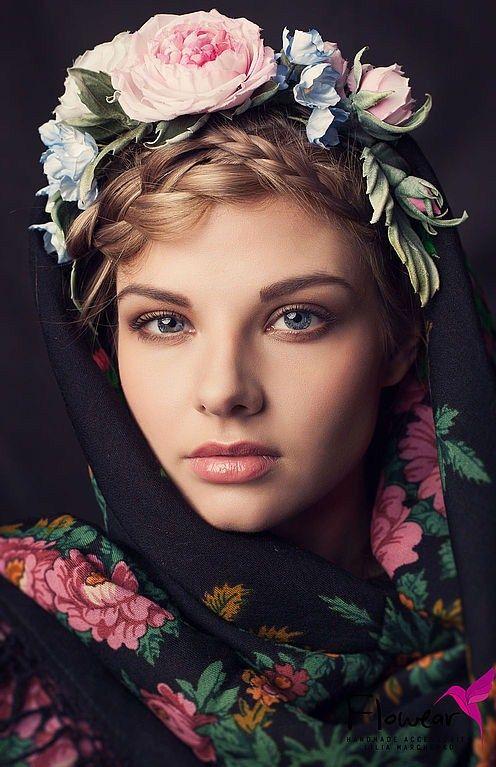 foulard russe histoire