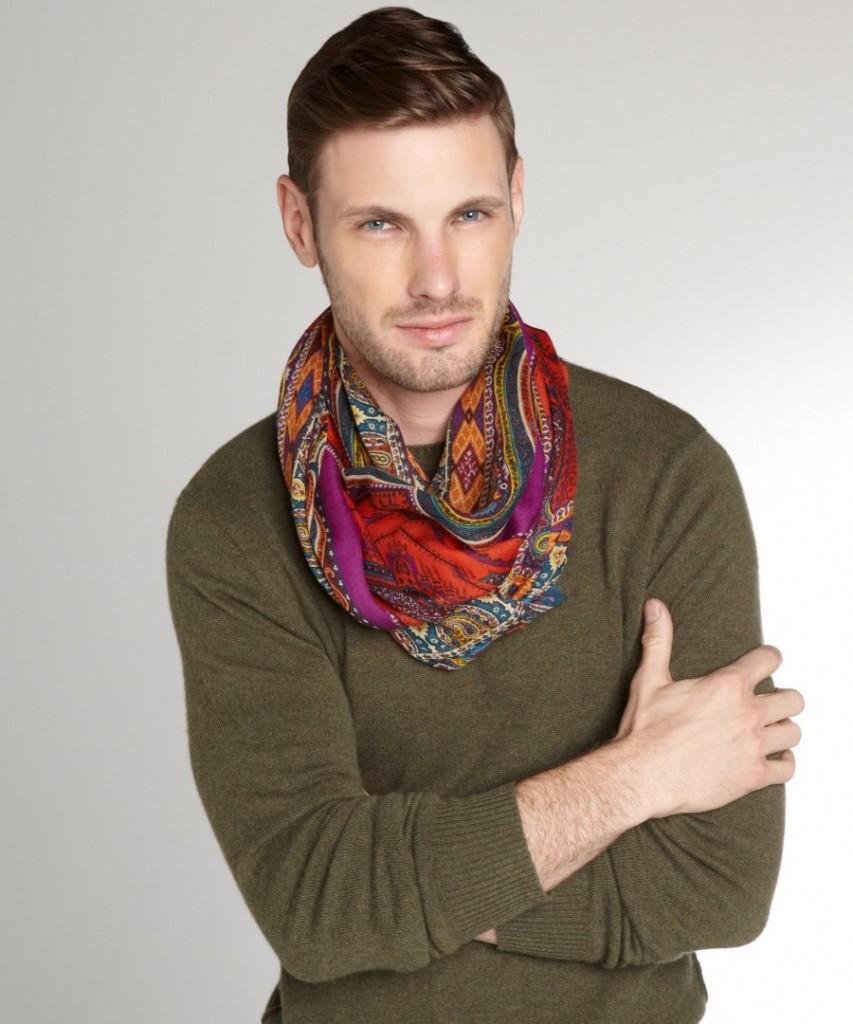 porter et nouer foulard