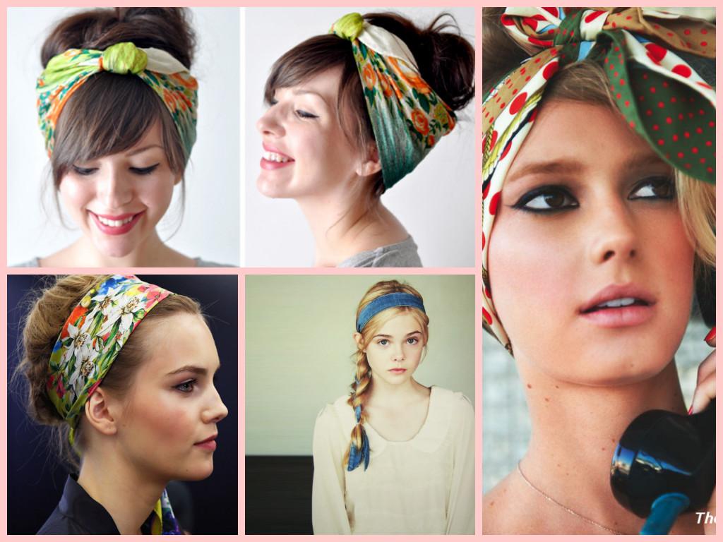 porter nouer foulard en accessoire de mode