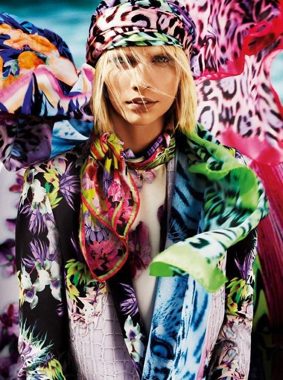 idee cadeau foulard