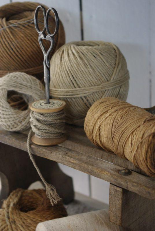 Lin fibre textile longue et naturelle