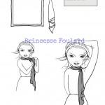 Comment faire un noeud de cravate pour femme ?