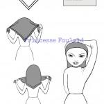 Nouer son foulard en fichui