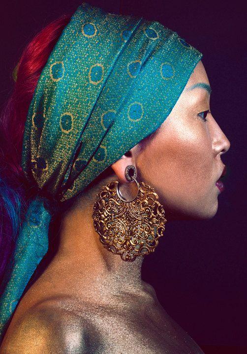 comment nouer joliment un foulard