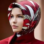 Mettre un foulard cancer sur la tête pendant et après la chimiothérapie