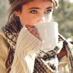 Comment mettre nouer, porter grosse écharpe en laine ?