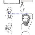 Comment porter un foulard tubulaire et multifonctions ?