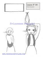 Leçon numéro 99 : Nœud de foulard en gilet