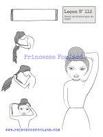 Leçon numéro 112 : Nœud de foulard gele du niger