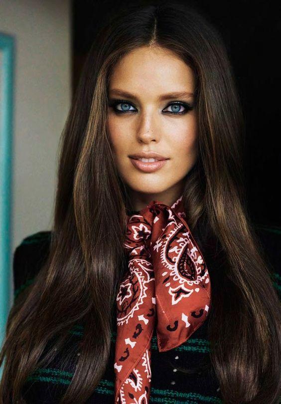 foulard tendance mode