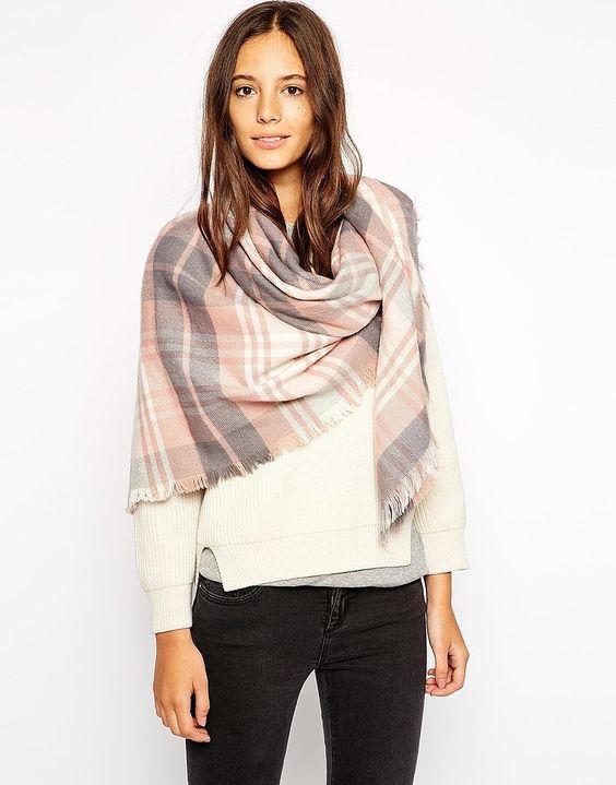 porter foulard femme