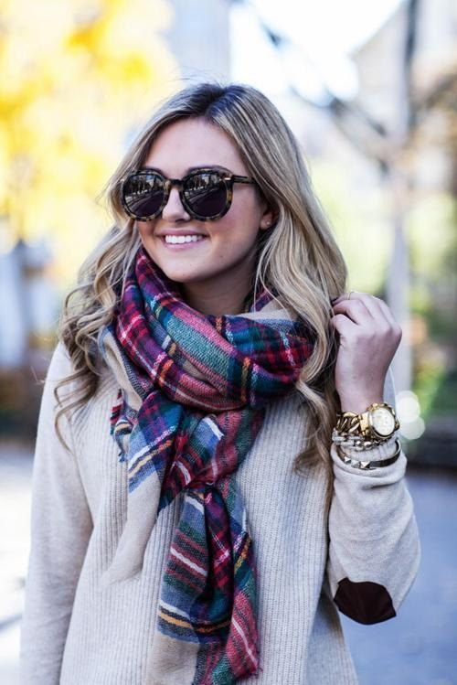 quel foulard choisir femme