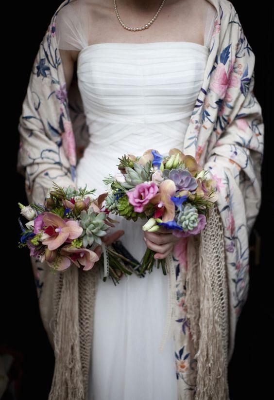 quel foulard mariage