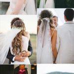 Comment porter, mettre, fixer, placer le voile d'une mariée ?