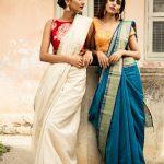 Comment faire pour mettre, porter un sari ?
