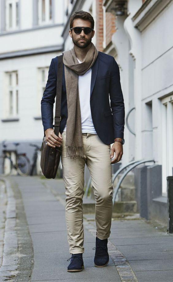 Différents types sortes de foulards écharpes