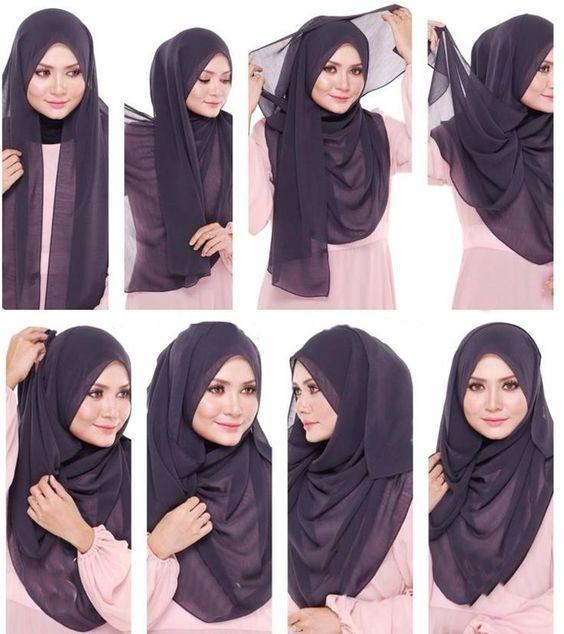 6aab46a6969c Comment mettre et porter le Hijab