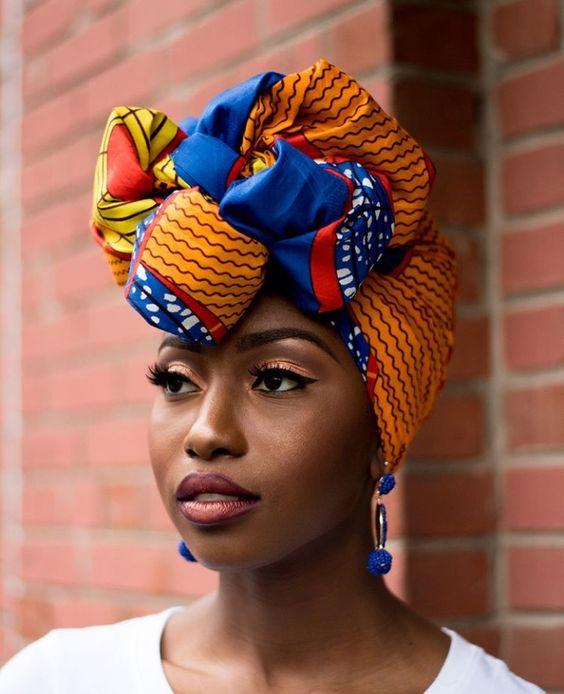 grande remise de 2019 dernières tendances de 2019 choisir authentique Comment mettre, nouer, porter foulard cheveux ?