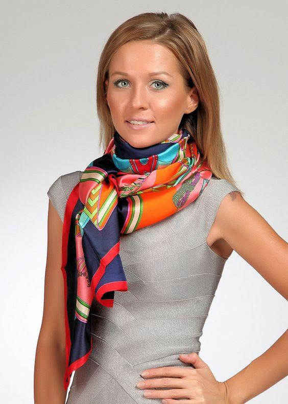 Quelle couleur choisir pour foulard et écharpe   76e9dbdd664