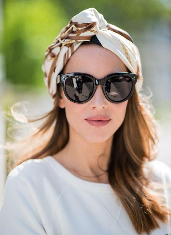 avant-garde de l'époque le prix reste stable la plus récente technologie Comment mettre, nouer, porter foulard cheveux ?